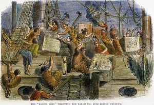<b>Boston Tea Party</b><br>Selection of 25 items