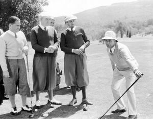 (1902-1971). Known as Bobby. American golf player