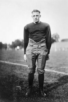 (1903-1991). American football player