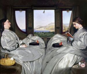 AUGUSTUS EGG: COMPANIONS. The Travelling Companions