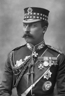 DUKE OF CONNAUGHT (1850-1942). Prince Arthur, Duke of Connaught and Strathearn