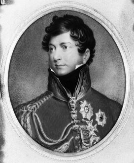GEORGE IV (1762-1830). King of Great Britain and Ireland, 1820-1830