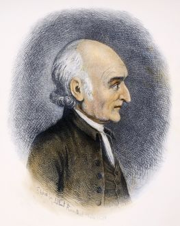 GEORGE WYTHE (1726-1806). American jurist and statesman