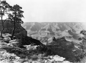 GRAND CANYON, c1913. A view of the Grand Canyon in Arizona. Photographed c1913