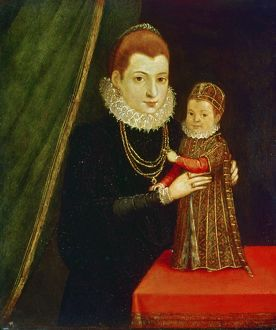 MARY, QUEEN OF SCOTS (1542-1587). Mary Stuart, Queen of Scotland, 1542-1567
