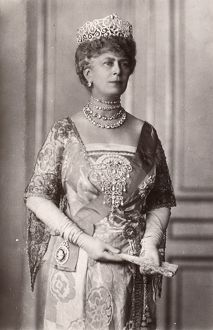 QUEEN MARY (1867-1953). Victoria Mary of Teck, Queen consort of King George V of