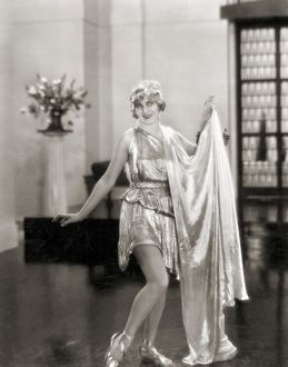 SILENT FILM STILL: COSTUME.