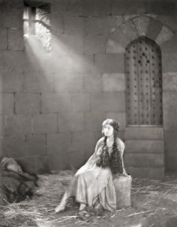 SILENT FILM STILL: WOMAN.