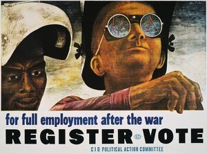 'Welders, or For Full Employment After the War