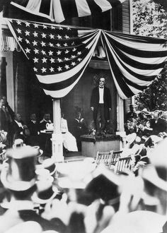 WILLIAM McKINLEY (1843-1901). 25th President of the United States